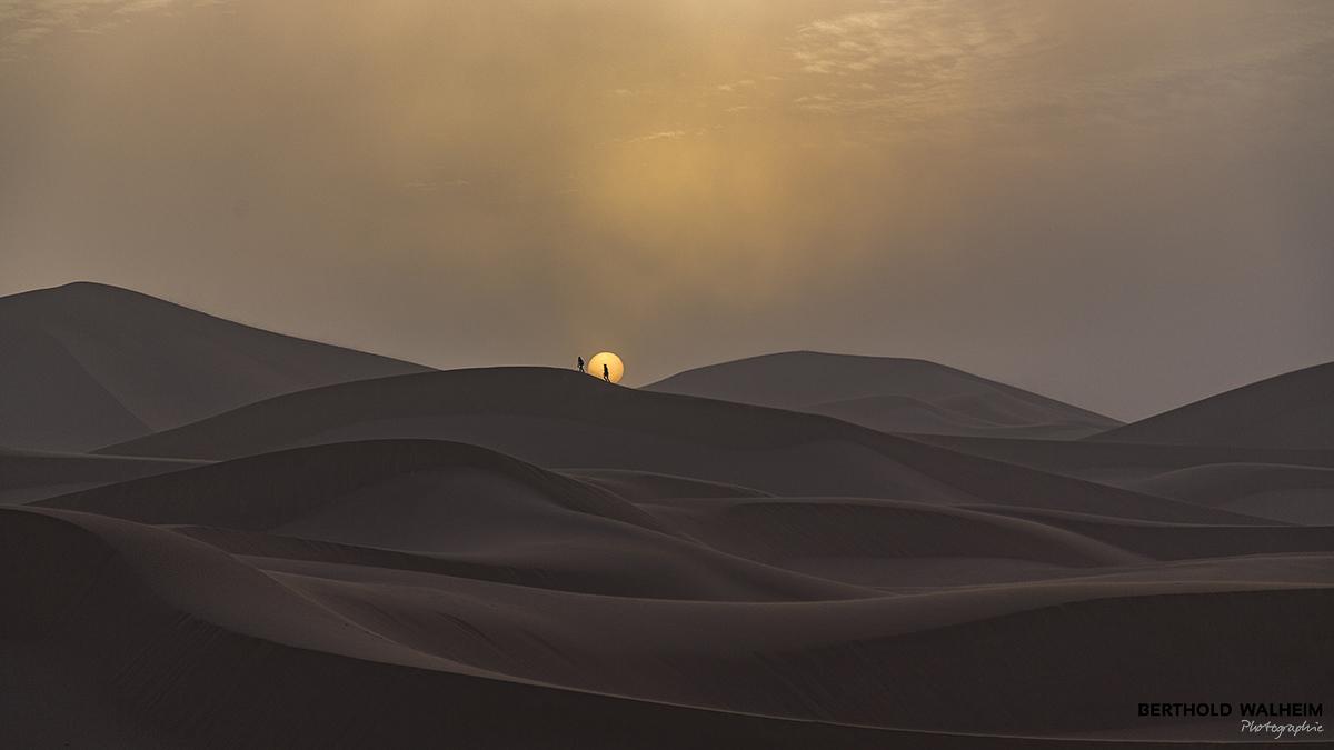 Dünen von Chegaga; Marokko