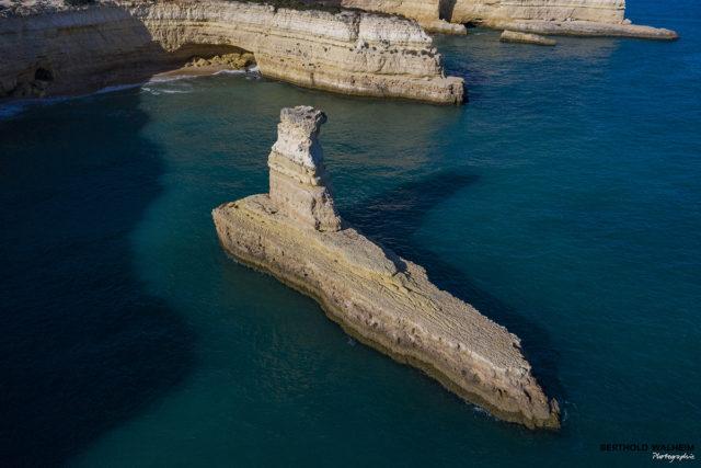 Portugal; Das versteinerte U-Boot