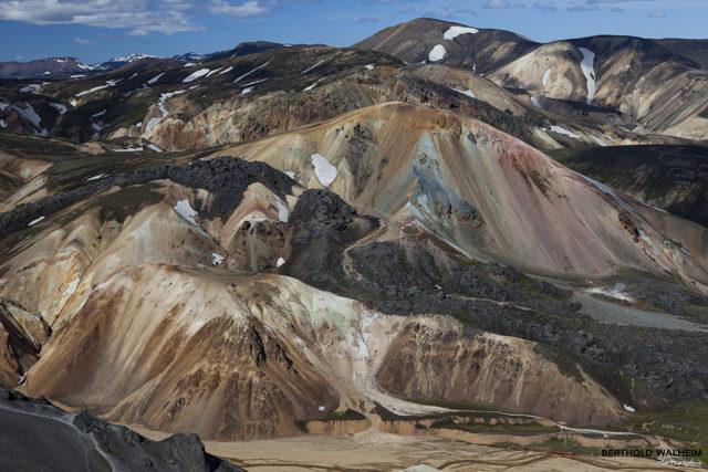 Landmannalaugar - die Natur mal die schönsten Gemälde