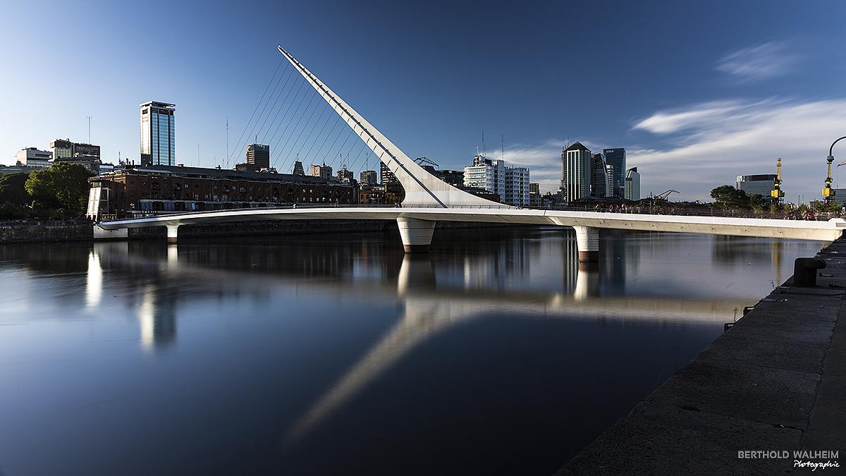 Puente de la Mujar; Buenos Aires