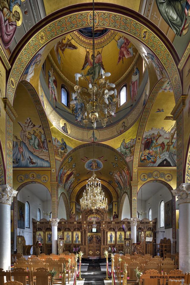 Kirche zum hl. Dimitrios, Herten