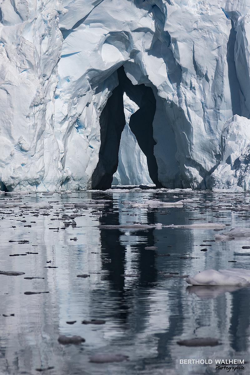 Tor zum Eispalast