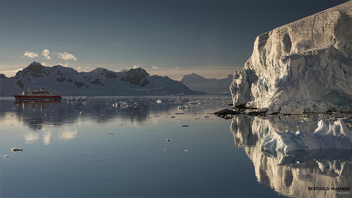 Antarktis 2018 – Bucht von Leith Island
