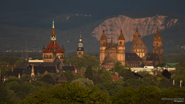 Dom St. Peter; Dreifaltigkeitskirche; Wasserturm