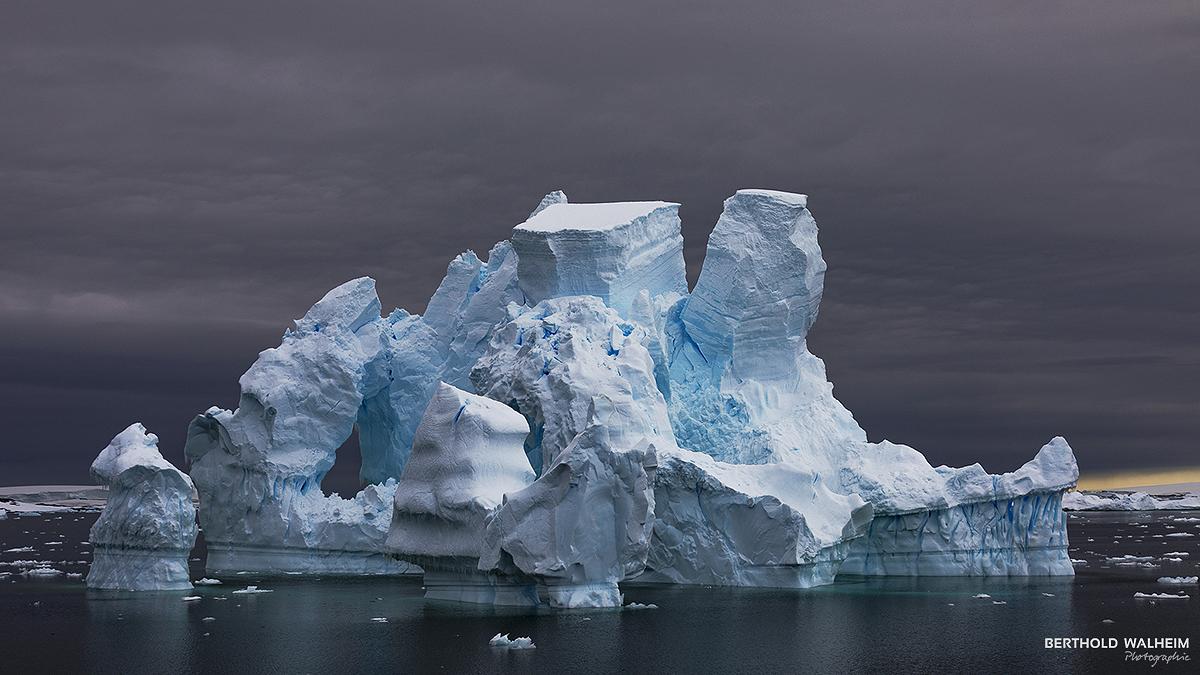 Antarktis 2018 – Das Schloß der Eiskönigin