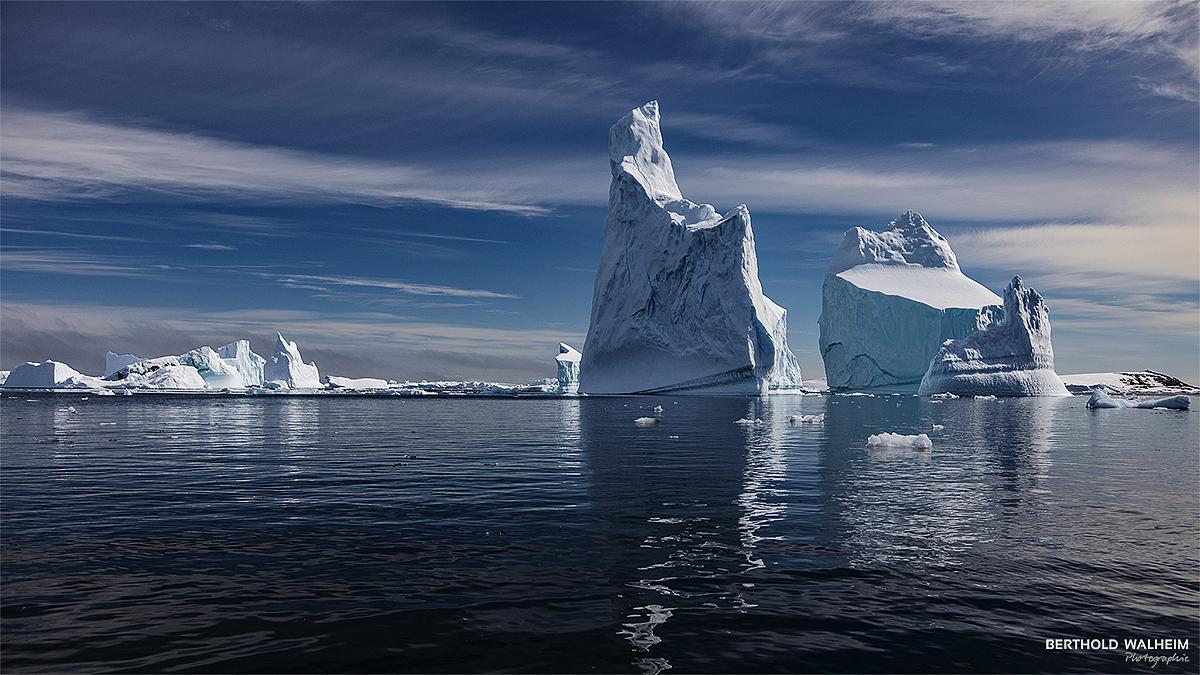 Antarktis 2018 – Pleneau Bay