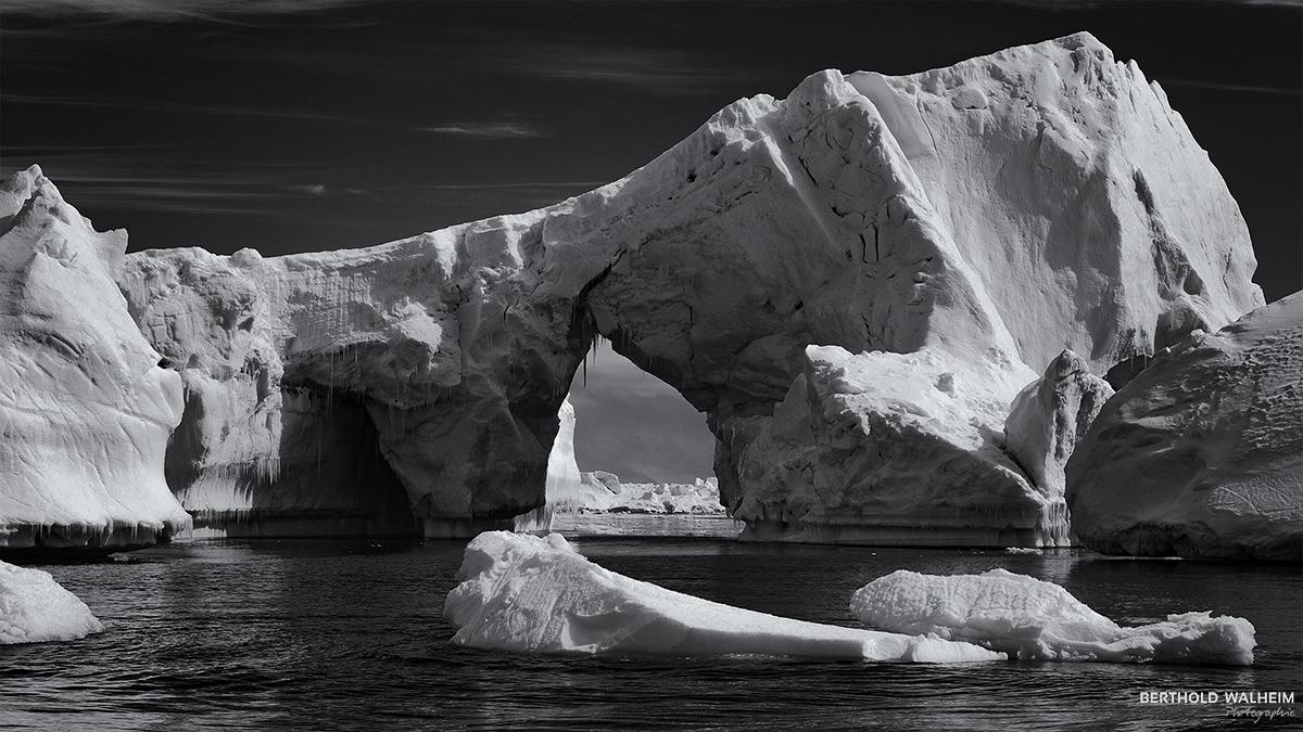 Eistor; Antarktis