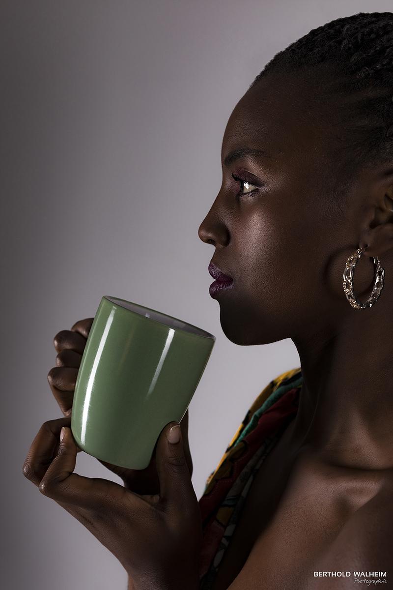 Kaffebraun