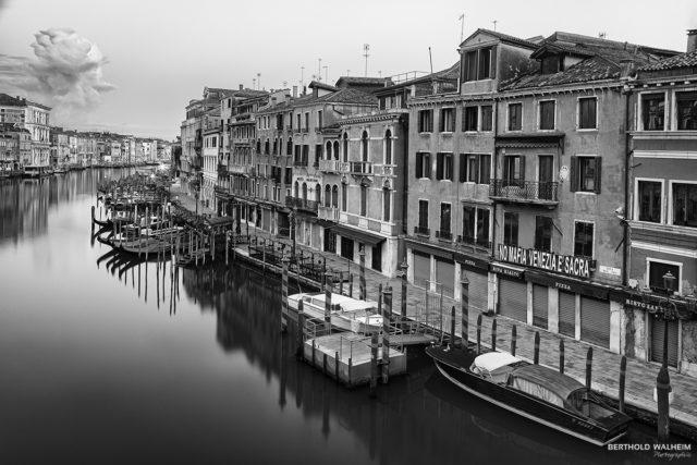 Venedig-vielen ist es heilig; einigen leider nicht