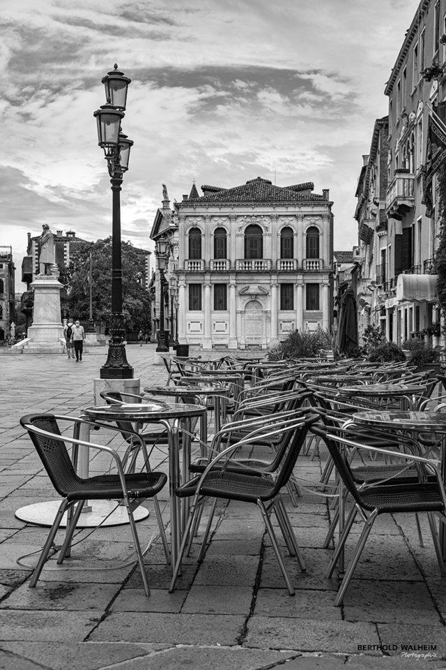 Venedig; Campo Santo Stefano