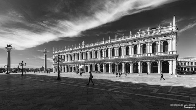 Venedig; Biblioteca Nazionale Marciana