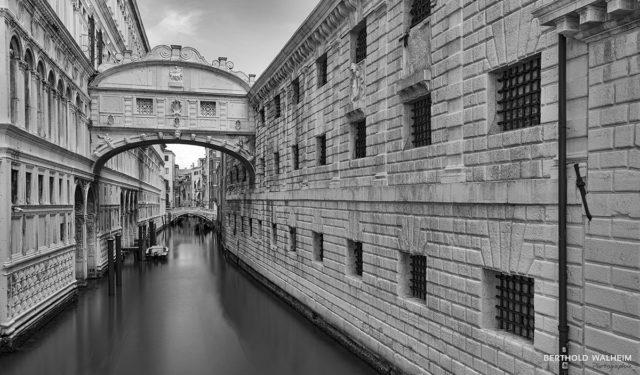 Venedig; Seufzerbrücke