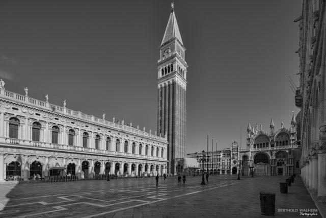 Venedig; Campanile di San Marco