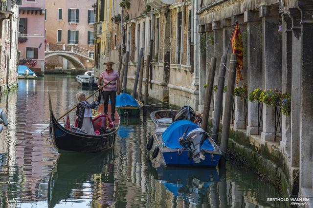 Venedig; Tradition und Moderne