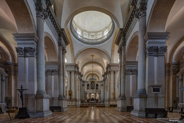 Venedig; Chiesa di San Giorgio Maggiore