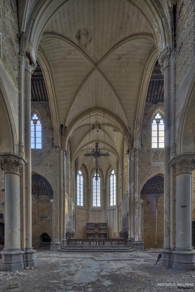 Blue Christ Church