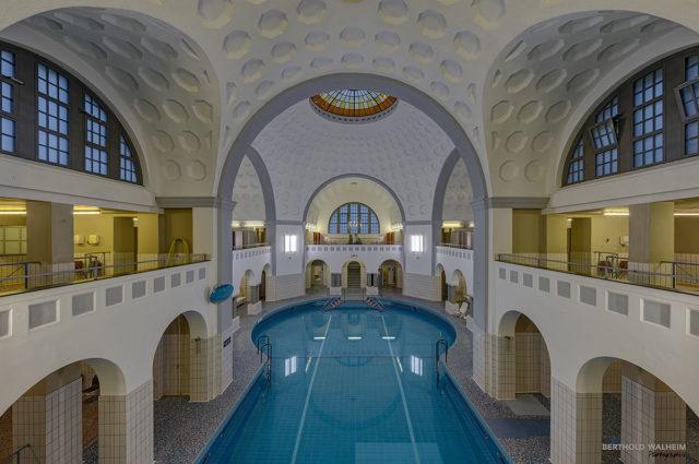 Herschelbad Mannheim Halle 1