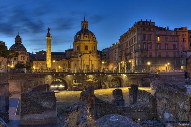 Rom; Forum of Trajan