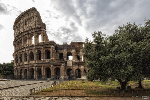 Rom; Kolosseum