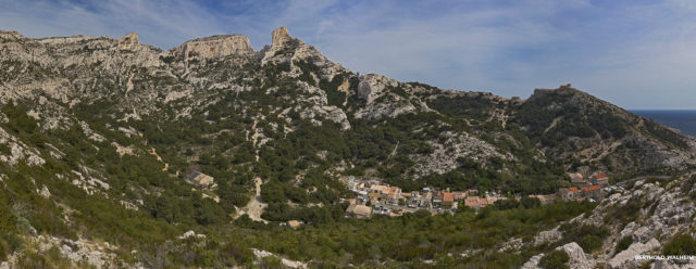 Callelongue; Südfrankreich