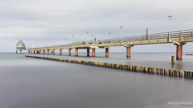 Seebrücke, Zingst