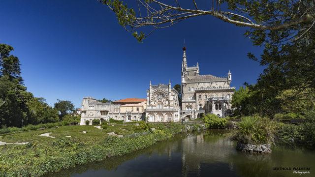 Portugal; Convento de Santa Cruz do Buçaco