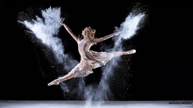 Ballett-Explosion