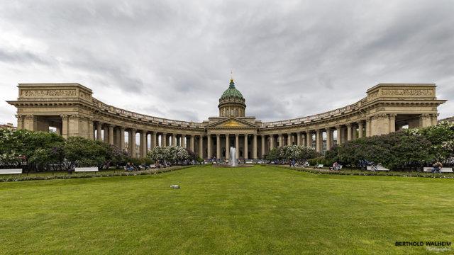 Kasaner Kathedrale; St. Petersburg