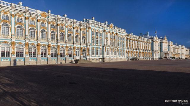 Katharinenpalast in Puschkin; Russland