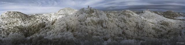 Burgruine Scharfenberg-Anebos-Burg Trifels