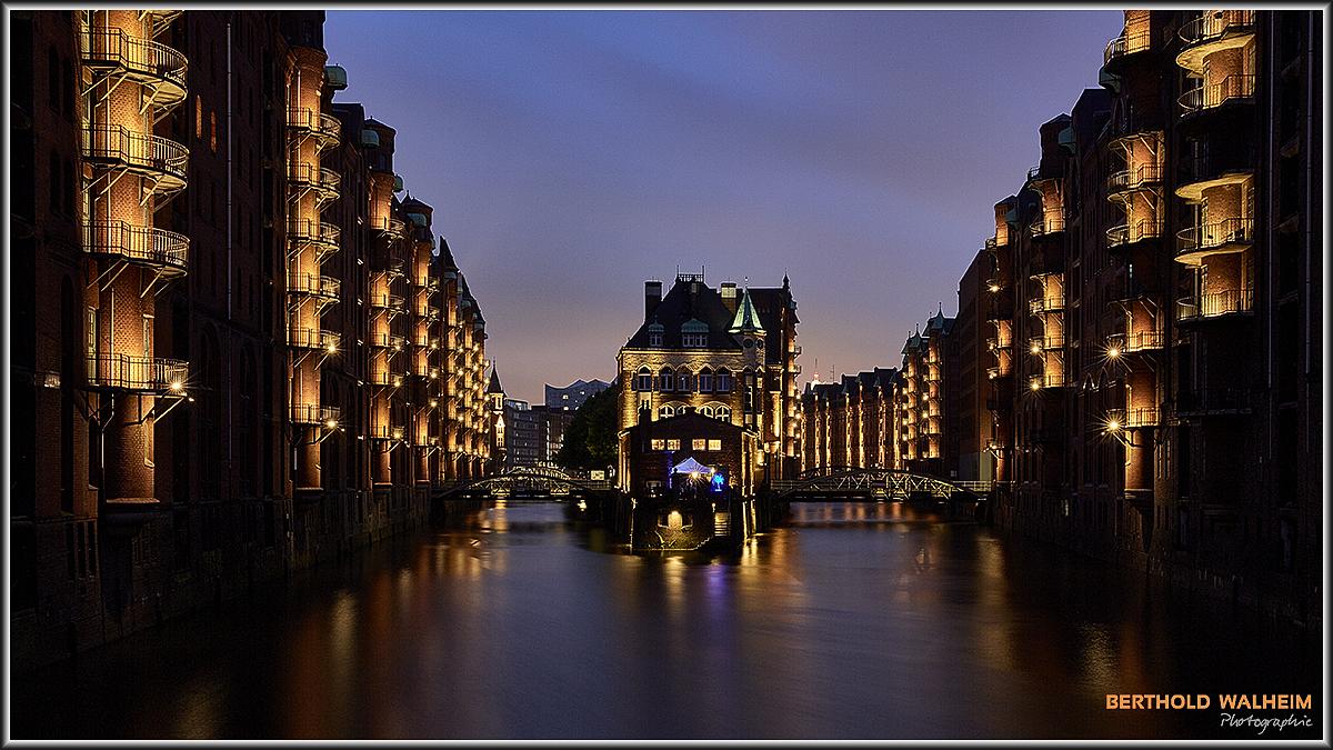 Wasserschloss, Hamburg