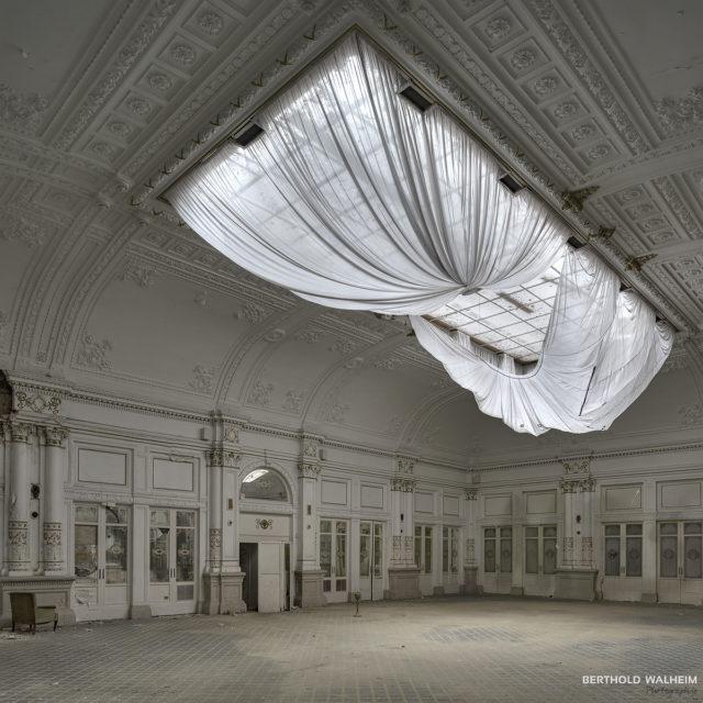 Das verlassene Grandhotel