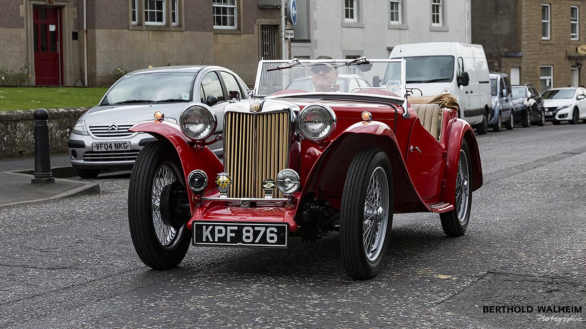 MG; Schottland