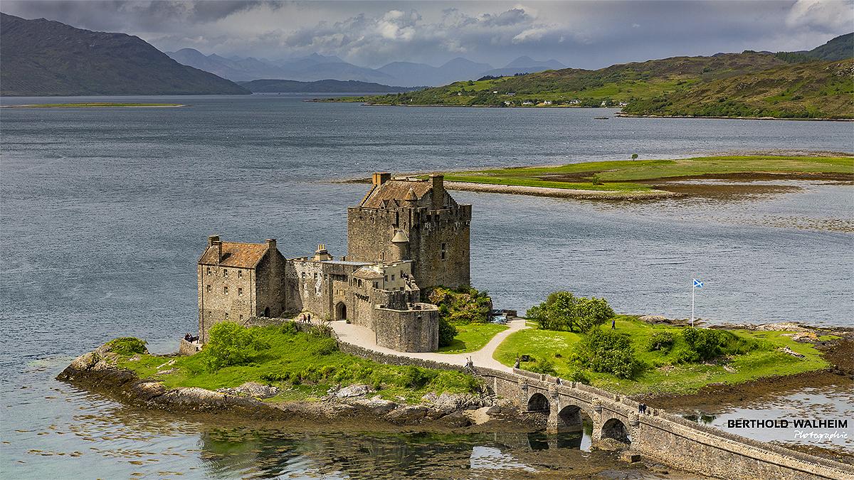 Eilean Donan Castle; Schottland