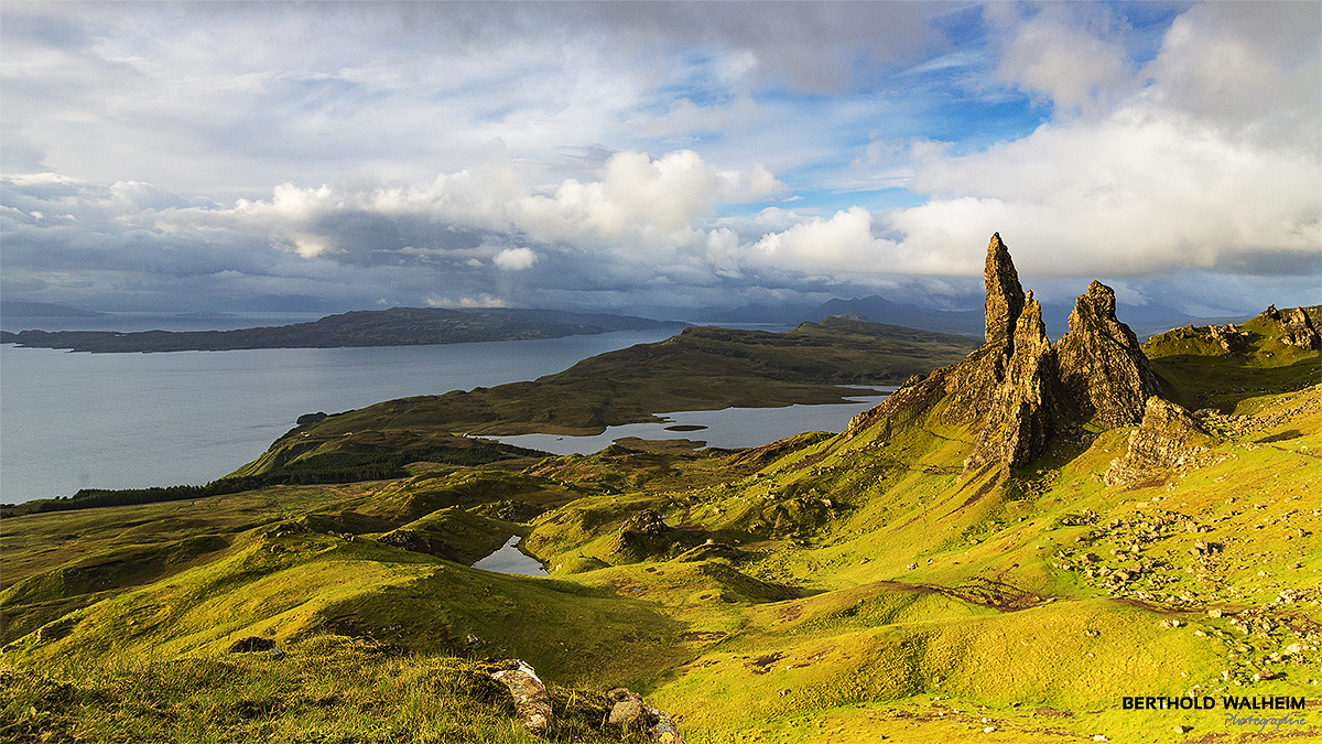 Old Man of Storr, Schottland