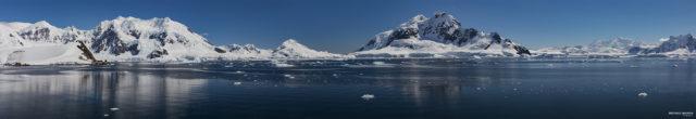Paradise Bay; Antarktis