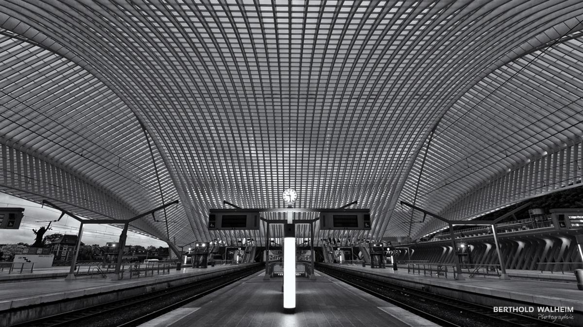 Bahnhof, Liège-Guillemins