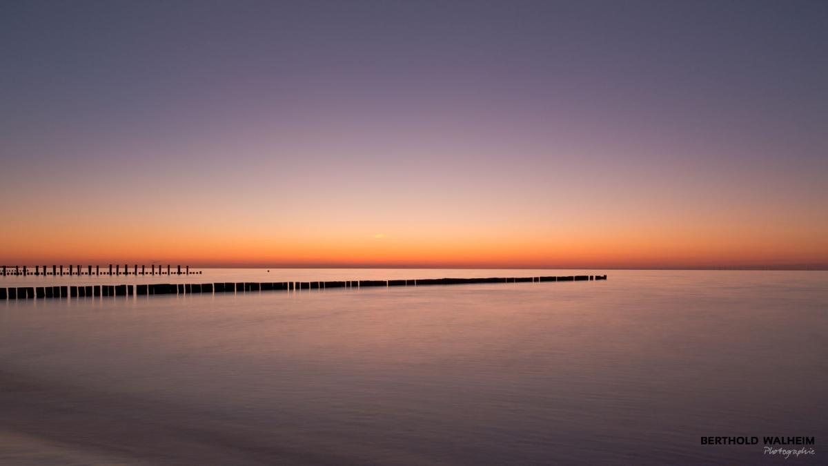 Strand von Zingst, Deutschland