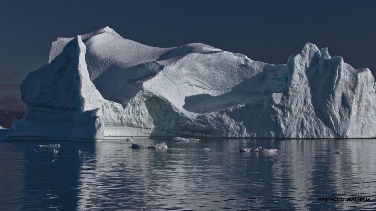 Eisberg bei Ilulissat, Grönland