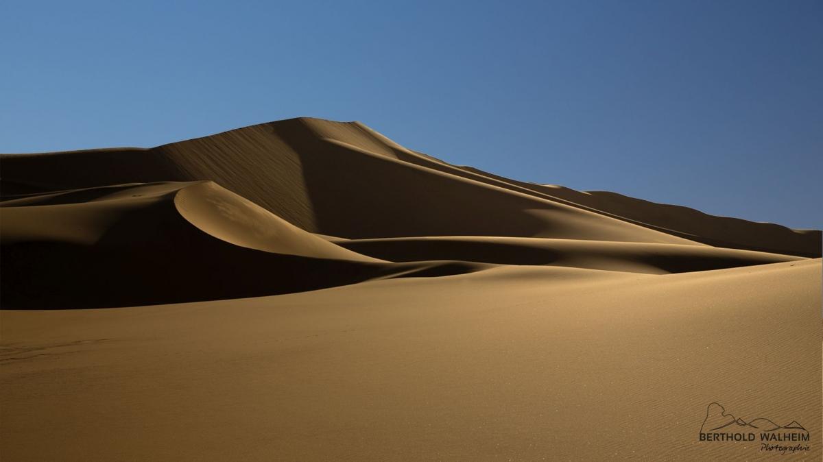 Dünen bei Swakopmund, Namibia